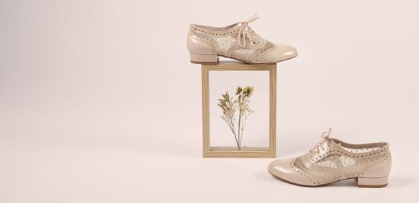 Oxford & Dandy cipők
